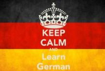 Learning German / Yup. I decided to learn German. Nothing easy for me!  Hasen!!!