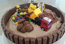 COOK: Birthday cakes, yum! / kids birthday cakes. kids cakes, birthday cakes, great birthday cakes, easy kids cakes, easy kids birthday cakes, DIY kids cakes