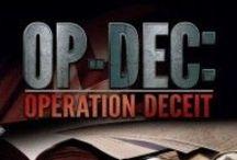 OP-DEC: Operation Deceit / K. Williams's World War II spy thriller.