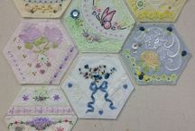 Mixed Media - Embroiderers' Guild of America