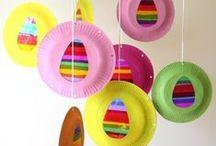 Easter fun! / Easter egg craft for children