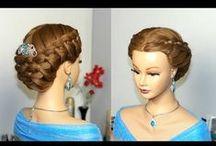 penteados/cortes