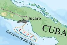 Cuba / Ocean's For Youth Travel Program Jardines Aggressor