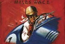 Vintage Motor Racing Posters