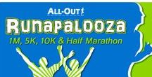 All-Out Runapalooza / As those summer mornings are just beginning to cool, join us for a celebration of the season and our 5th Annual Runapalooza!  From the award winning Apex Center, these 1M, 5K, 10K & Half Marathon courses will run west along the 2012 Best of the Best Ralston Creek Trail through Arvada's open spaces and stunning golf course communities. With its creek-side beauty, this is a can't miss opportunity to enjoy all that Colorado has to offer!
