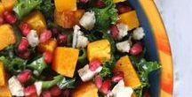 Salads and Dressing Recipes