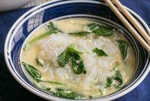 Low Carb Suppen// Soups / Nichts für den Suppenkasper - Gesunde Suppenvarianten soweit das Auge reicht