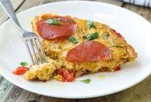 Low Carb Pizza & CO / Willst du eine Pizza..Pizza olala - Hier habe ich ein paar healthy Alternativen für dich gesammelt