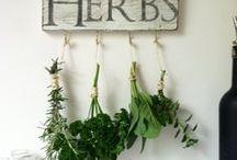 Sachets, herbs ideas / Handmade sachets for herbs
