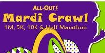 All-Out Mardi Crawl / Get your nature fix at Bear Creek Lake Park and All-Out's Mardi Crawl!  Just outside beautiful Morrison, CO… 'The Nearest Faraway Place', and at the base of the world famous Red Rocks Amphitheatre, the majestic views every step of the way along these loop courses are a Colorado can't miss!