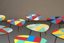 Coffe table Expo 58 / Made in Czechoslovakia, EXPO 58, Brusel