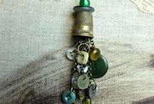 thimble / thimble for jewelry