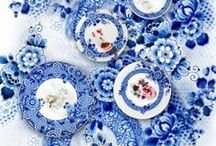 Blue Ming by Marcel Wanders (Tableware) | Vista Alegre
