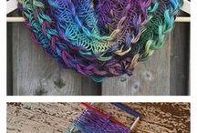 Harpinlace / handmade harpinlace