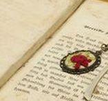 Bookmarks / Handmade bookmarks