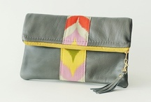 Maddy Nash Clutches / Personalized Clutches - www.MaddyNash.com / by Maddy Nash