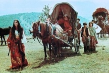 Gypsy caravans / by Rosalie Tisue