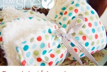 Boutique: Gifts for Baby / Gifts to make and craft for baby / by Redding Garden Club