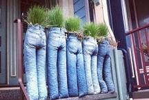 Garden Planters / garden planters / by Redding Garden Club