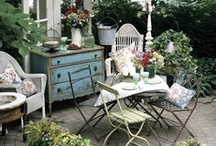 Garden Rooms / Garden Rooms. Patios. Secret garden rooms. Interesting garden spaces.