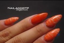 Nail Addict / Nails at my blog  http://nailaddictp.blogspot.fi/