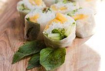Yummy Rolls | Spring & Salad Rolls