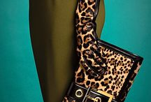 My Leopard Women / Cheetah Done Perfect