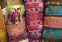 Bohemian decor / Bohemian home decor and textiles