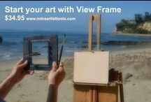 View Frame - The visual tool for a visual language / View Frame is the new view finding tool for artists, art instructors and art students. Learn and teach linear perspective, proportion measuring, foreshortening and composition. Improve your drawing and design skills! Speed up your process and gain confidence to create more art!