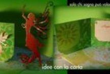 idee, biglietti, card, crafts, handmade