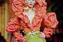 Fashion design / Paco Rabanne etc...