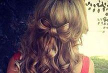 hair styles / by Demi