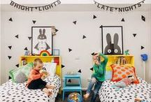 ROOMS FOR BABIES &CHILDREN ETC........ / decorating ideas for GRANKIDS ....IN THE FUTURE..... / by ana sample