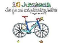 Cycling / Pedal your heart out!