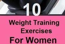 Weight Training / Dumbbells, smart tips.