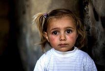 Syrian Children of the Revolution / Refugees