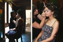 My Photos - Bridal Preparation / All pictures were taken by myself - Copyright © 2014 Anneli Strecker