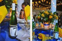 My Photos - Tables & Wedding Decor / All pictures were taken by myself - Copyright © 2014 Anneli Strecker