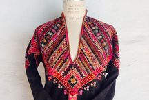 Syrian Costume. Folklore Textile & Local Identity / Syrian Stories through Textile and Adornment