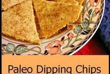 Low carb chips ☺ Low carb chips and salsa / Low carb chips ☺ Low carb chips and salsa