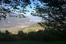 Brentonico - Trento - Italy / Beautiful Italian mountain resort near Lake Garda, Rovereto, Trento and Verona