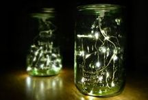 Upcycling Jars and Bottles