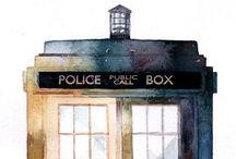 Doctor Who / Doctor who wibbly wobbly timey wimey stuff