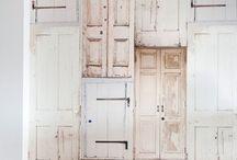DECO | DOORS WALL