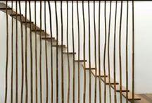 DECO  | STAIRS / GARDRAIL / OPEN-WORKED