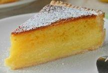 sweet recipes: cakes