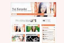 Blogger Template By johanes // Djogzs.blogspot.com / Anime blogger template and simple blogger template original design