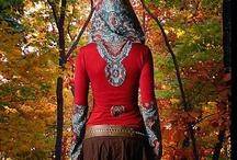 Elfpunk Fashion / dedicated to forest and gypsy elfpunk fashion.