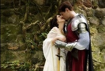 Knights and White Satin / Dedicated to the legends, myths and fairy tales that cultivate romance, chivalry and many of the characters we still enjoy today.