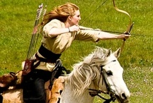 Archers, Ready...Aim...Fire! / Dedicated to the rangers and caped crusaders saving mankind one arrow at a time.